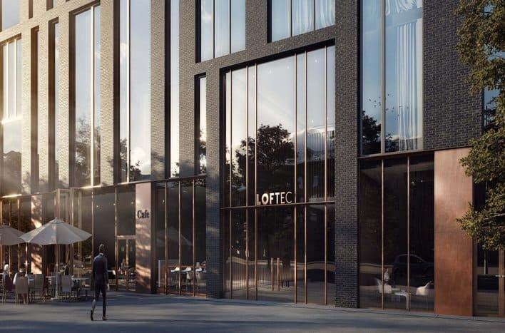LOFTEC купить лофт-апартаменты, рассрочка