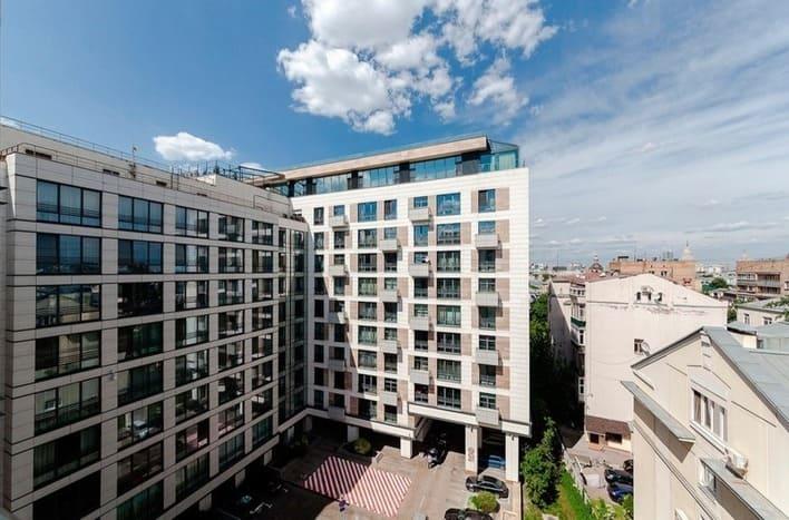 Апартаменты в центре. Покровский бульвар
