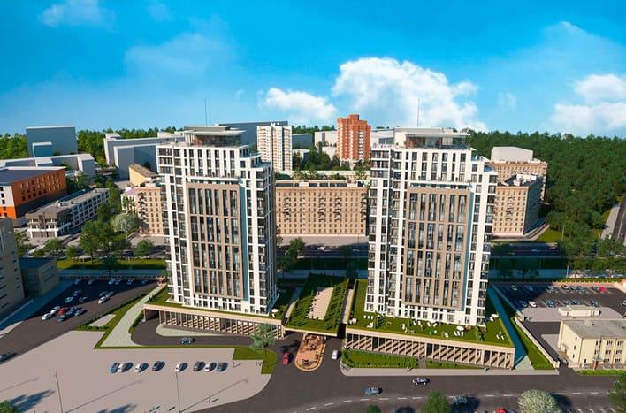 Апартаменты на Савеловской, продажа