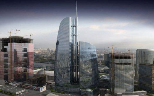 Башня Федерация. В Москве срочно купить квартиру