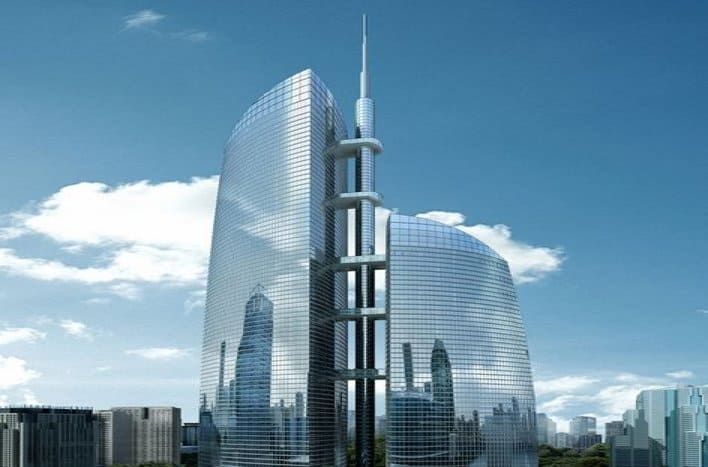 Башня Федерация. смотровая площадка