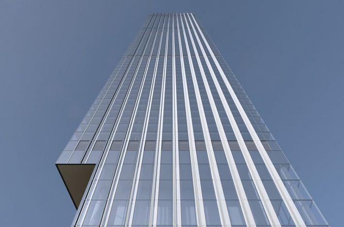 Capital Towers, ход строительства