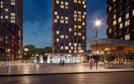 Двухкомнатная квартира метро фили, отзывы, цены, фото