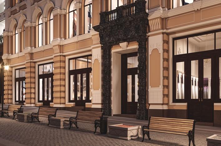 Клубный дом премиум-класса в Москве