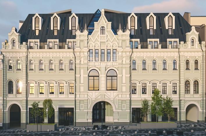 Клубный дом в Москве, купить.