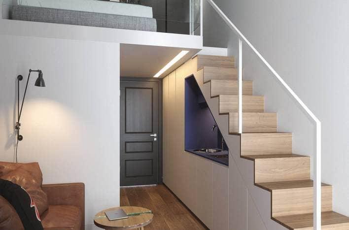 Купить Лофт в Москве, купить апартаменты