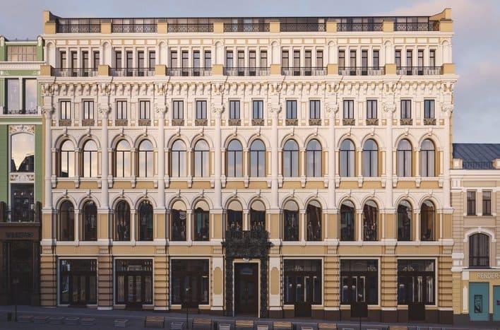 Квартира Кузнецкий мост, купить