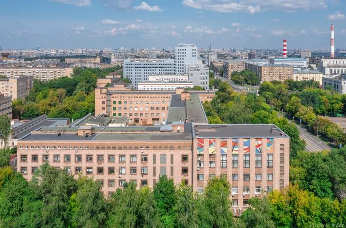 Квартира метро Академическая. ЖК Вавилов дом в Москве