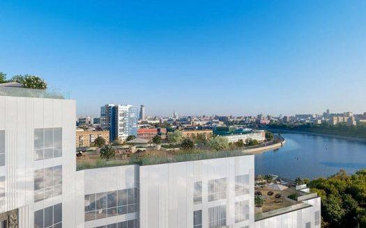 Квартира на Москве-реке, купить