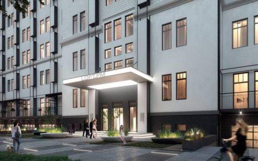 Квартира на Нижегородской улицы