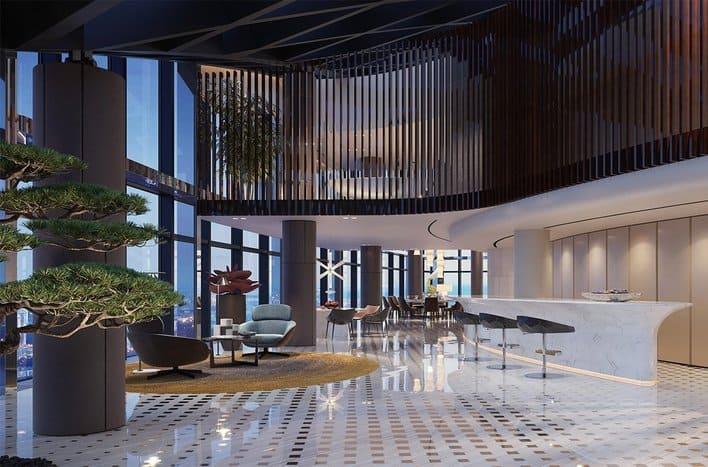 Квартира в небоскребе, продажа, выгодные цены