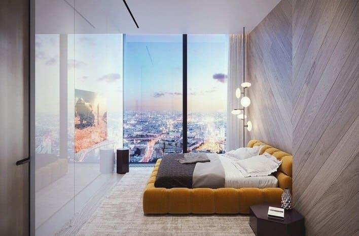 Квартира в небоскребе, продажа