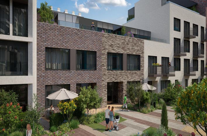 Квартира ЖК Джаз. Архитектура