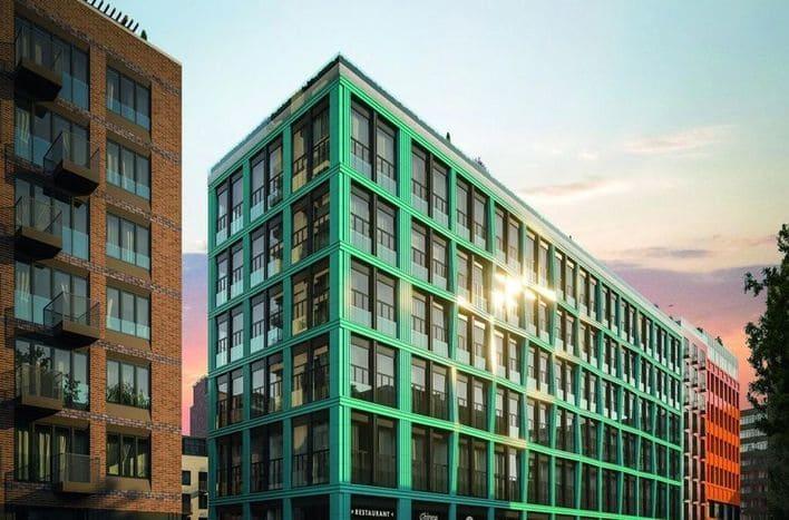 Квартира ЖК Джаз. Архитектура и апартаменты