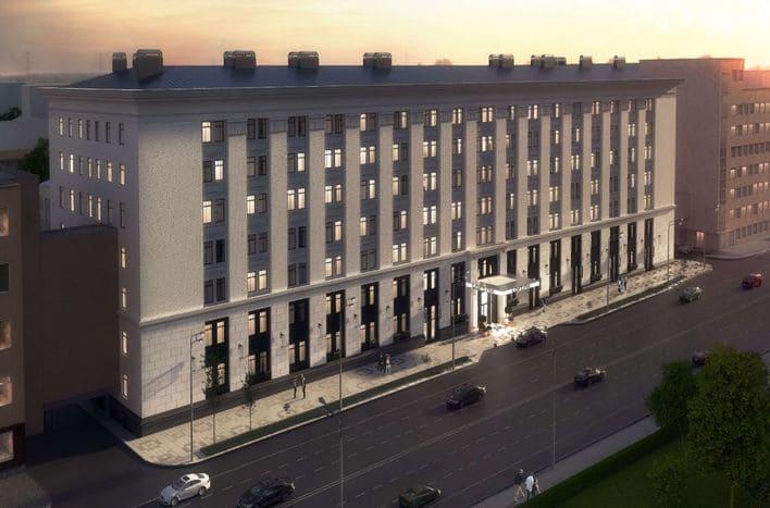 Loft Fm. Таганский район. Москва. Квартира
