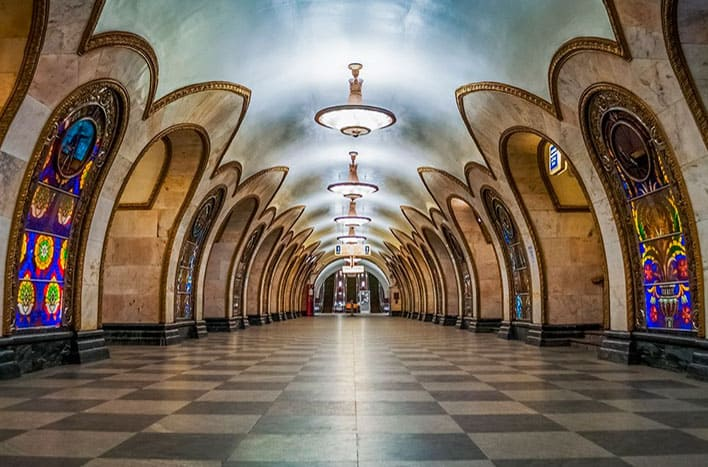 Новокузнецкая - станция метро