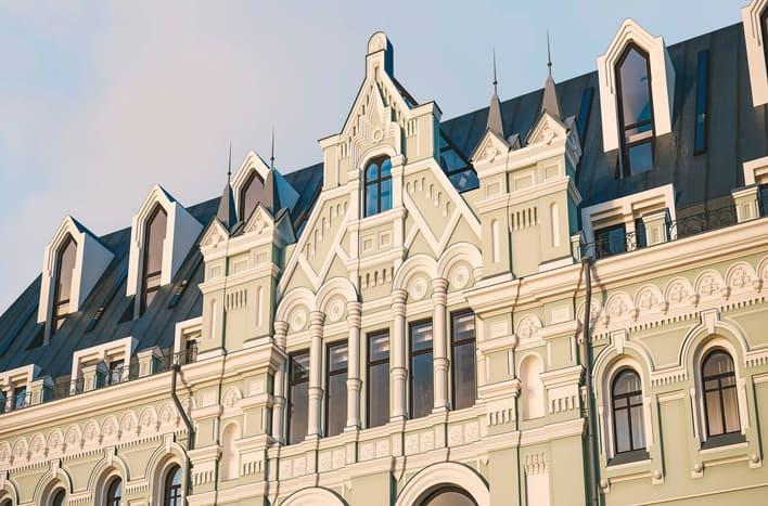 Пентхаус в центре Москвы. ЖК Кузнецкий мост. Купить срочно и дешево
