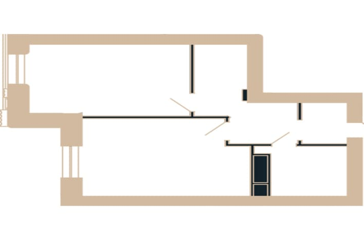 План квартиры на Покровке