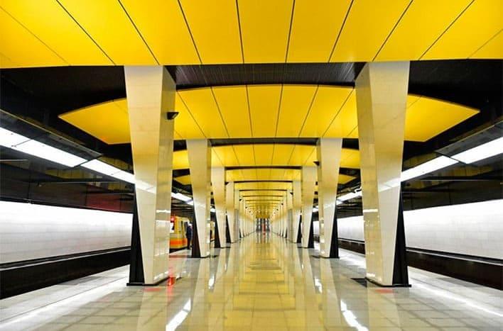 Шелепиха - станция метро