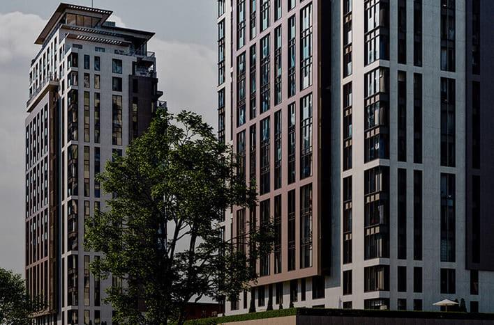 Soho Noho в Москве апартаменты