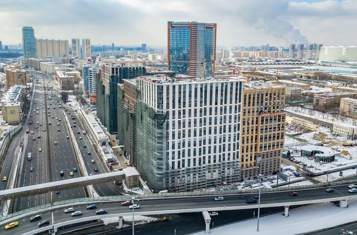 ЖК Царская Площадь, официальный сайт