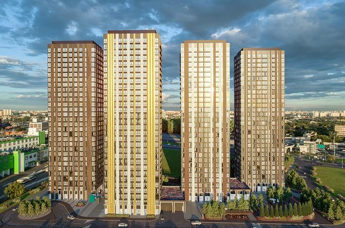 ЖК Метрополия, купить апартаменты