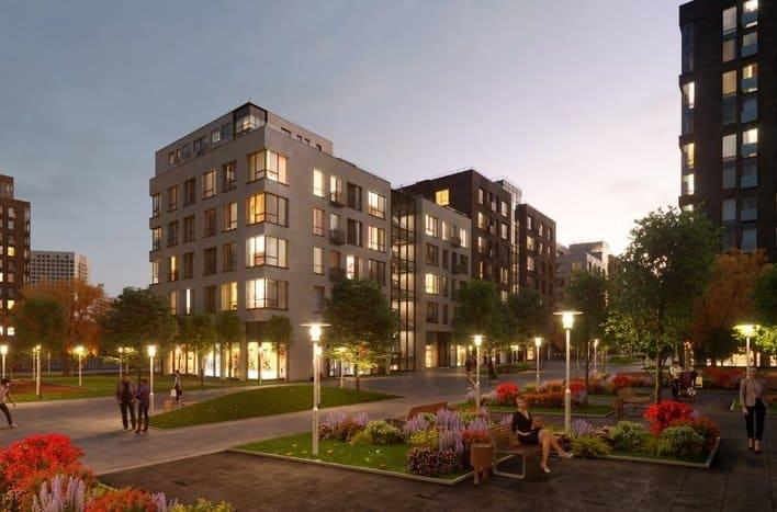 ЖК Резиденции Архитектора. Купить квартиру дешево и быстро