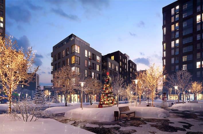 ЖК Резиденции Архитектора в Москве. Купить квартиру дешево