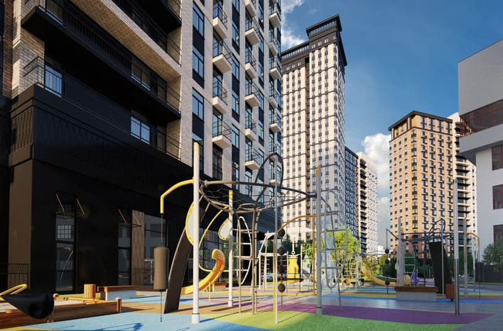 Зорге 9, продажа квартир и апартаментов