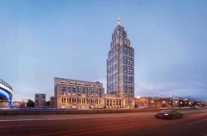 ЖК Alcon Tower, отзыв тайного покупателя