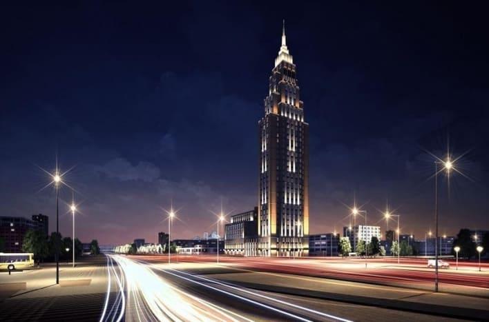 Alcon Tower, официальный сайт