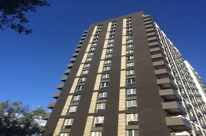 Дом 128, квартиры с отделкой