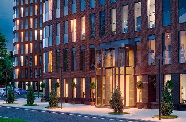 Квартира на Бауманской, цены, планировки, фото