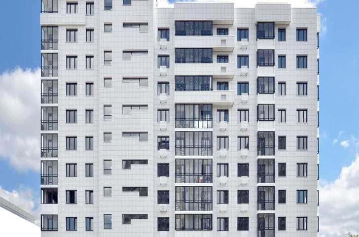 Квартира на Молдагуловой, купить в новостройке