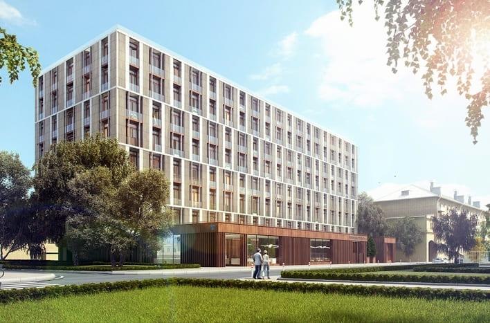 Квартира на Сухаревской, продажа квартир от застройщика