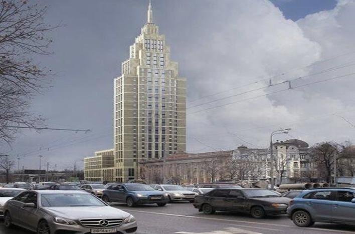 Новостройка на Ленинградском проспекте от застройщика
