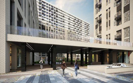Новостройка на Рязанском проспекте, цены на квартиры от застройщика