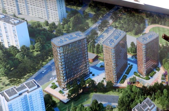 Новостройка в Лефортово, цены на квартиры от застройщика