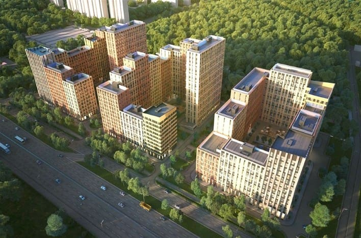 Новостройка в Орехово-Борисово, цены от застройщика