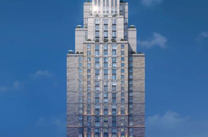 ЖК Alcon Tower, продажа апартаментов