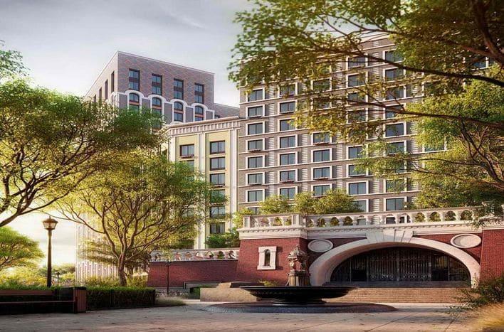ЖК Серебряный фонтан, продажа квартир и апартаментов