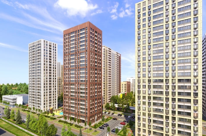 ЖК Сиреневый парк, цены на квартиры от застройщика