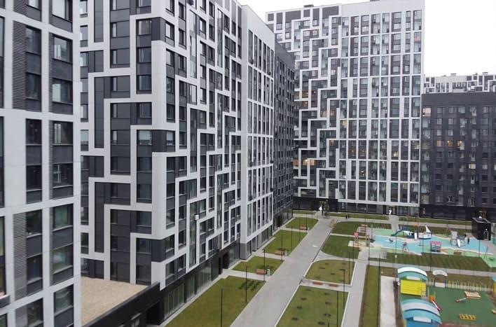 Апартаменты в СЗАО, фото