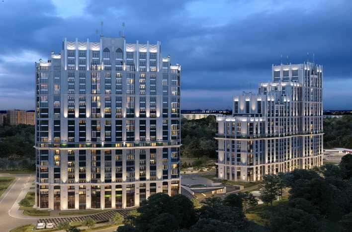 Городские резиденции Spires, официальный сайт