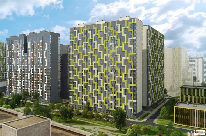Квартира на 800-летия Москвы