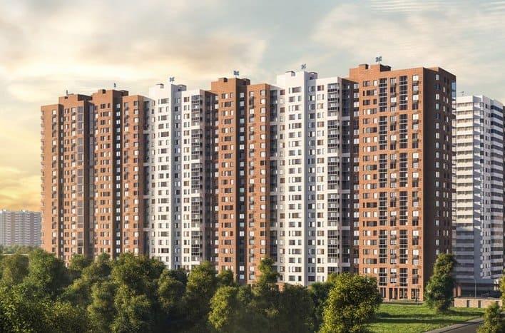 Квартира на Чоботовской, новостройка