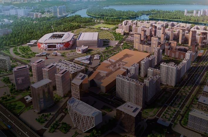 Квартира у метро Спартак, цены, фото