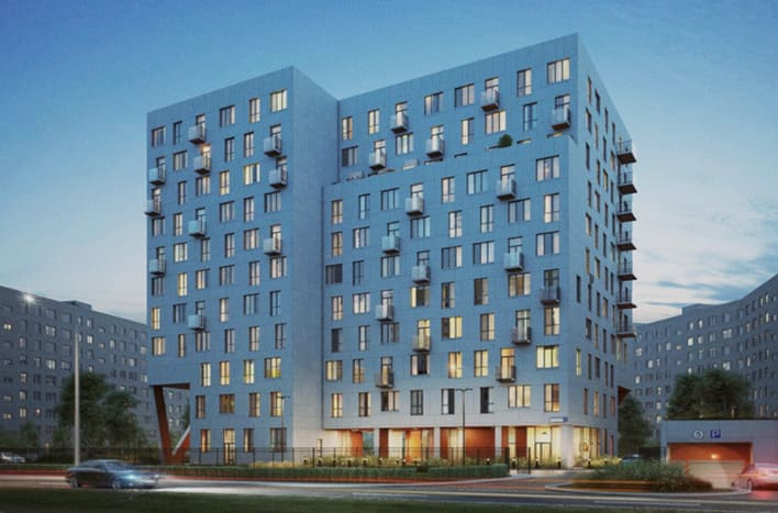 Квартира на Вешняковской, вторичное жилье