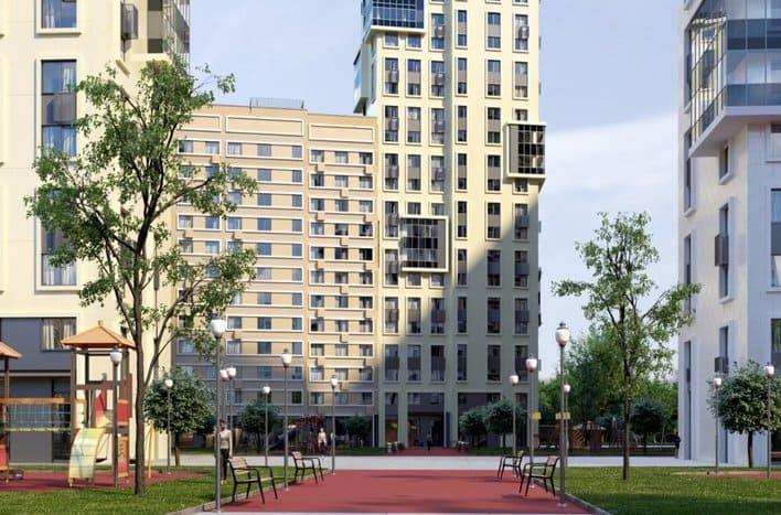 Квартиры в Лосиноостровском районе, новостройка