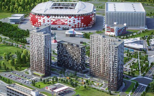 Недорогие апартаменты в Москве, новостройка